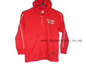 Childrens Wales Hoodie with Full Zip